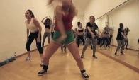 Alevanille Madrid Workshop Irie Queen Dance and Hall Center DancehallCenter