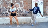 Alingo Azonto and Dancehall Crazy Video