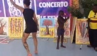 Amazing Dance Kuduro Em LATAGot Talent