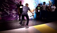 Azonto Dance Battle in London