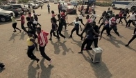 Azonto Dance Flash Mob