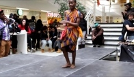 Azonto Dance and Adowa Dance by little Kwaku
