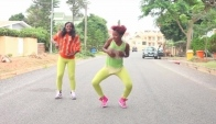 Azonto Vs Alkayida Red Card Dance Video