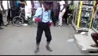 Azonto chinese - White boy dance