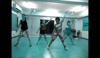 Battlefield by Latonya Style Dancehall Step