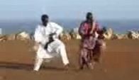 Billy Senegal Mbalakh - Mbalax dance