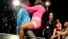 Booty Shake Dance Contest Goes Ufc Thick Thigh Clamp Scissor Take Down