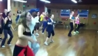 Brazilian Funk Beat at Dance Jam with Gisella and Hlio