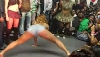 Bronx Dancehall Queen Competition