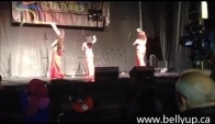 Carassauga - Belly dance and Folklore
