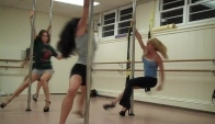 Catwalkfitness Pole Dancing Spin Climb