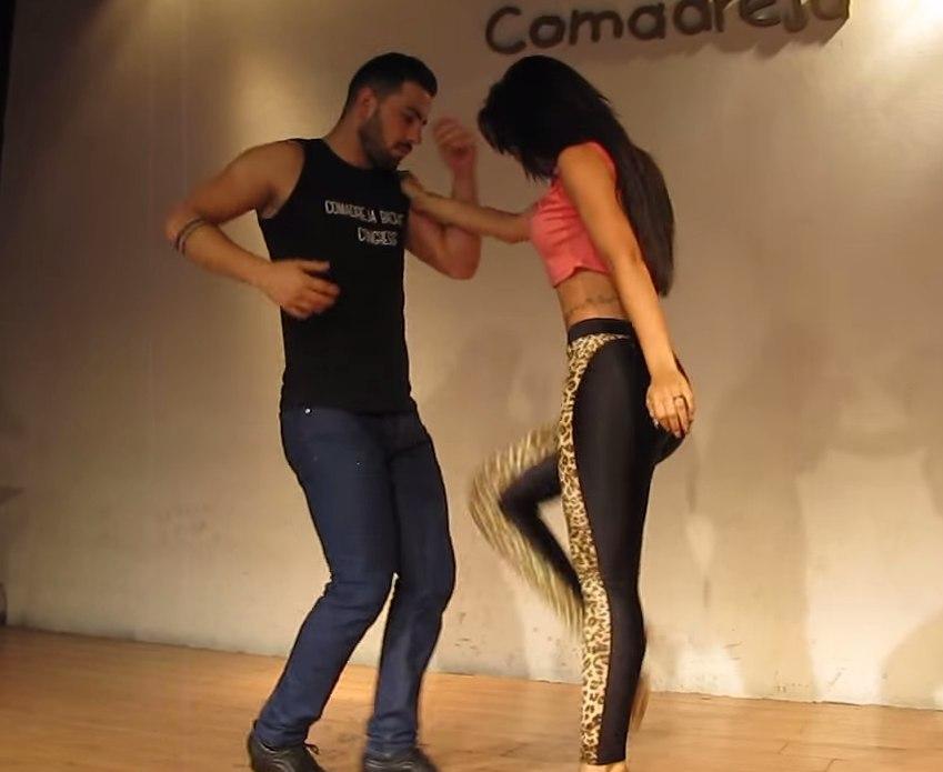 dance shuffle