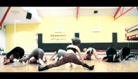 Dancehall Queen Style Class Madrid With Irie Queen DIrie- Money Pull Up