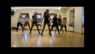 Dancehall Workshop Gosia Go Tracz P-Sguare- Alingo