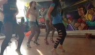Dancehall class Chicago Queens