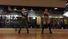 Dancehall workshop by D Fraules