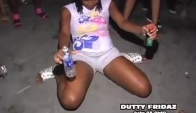 Dutty Fridaze in cayman daggering