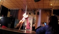 Elena Artamonova - Pole Dance Pin-up Party