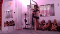 Escola Internacional de Pole Dance