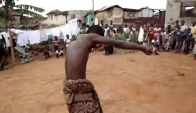 Ghanians traditions dance