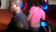Girl Dance Azonto Tema Vienna City