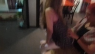 Girl Gives Lap Dance