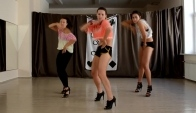High heels choreography by Risha