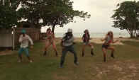 Jamaica russians with Orville Xpressionz dancing