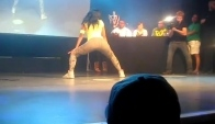 Jamrock Dutch Dancehall queen Competition Precious