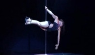 Jenyne Butterfly - Miss Pole Dance South Africa