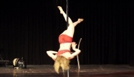 Judge guest performance Pole Dance