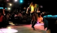 Karmen Competes In Midwest Dancehall Queen Competition