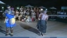 Kete Dance in the street