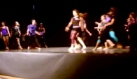 Loiederman Middle School Welcome to the Jungle Modern Jazz Dance