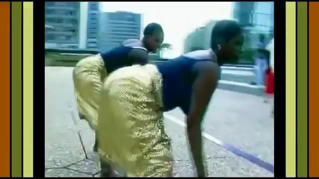African Booty Dance 38