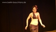 Modern egypt cabaret style Belly dance