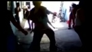 Perreo dance - red nose