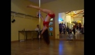 Pole dance to Nothing Else Matters - Teresa Rodrguez
