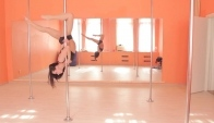 Pole dance tutorial Tricks