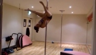 Pregnancy and post-partum pole dance