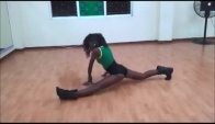 Queen Latisha Dancehall Routine