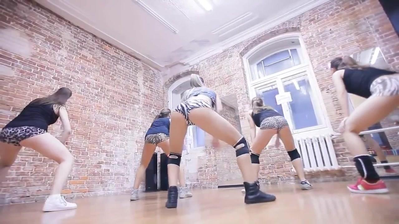 Sexy Russian Twerk Team Choreography