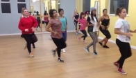 The Burlesque Dance Class at The Muscle Machine Gym
