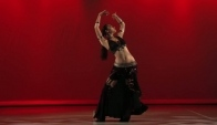 Tribal Fusion improvisation - Irina Akulenko - Belly dance