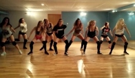 Twerk choreo by Sandra - Brandon Beal - Twerk It Like Miley
