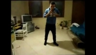 White Italian Boy Classic Azonto Dance Moves