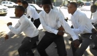 Zulus singing and Dancing in Durban South Africa
