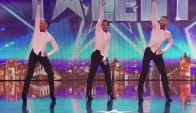 high heels spice up the stage Britain's Got Talent