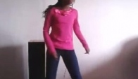 little girl dance Kababeleke