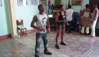 Reggaeton Workshop with Casino.com in Santiago de Cuba